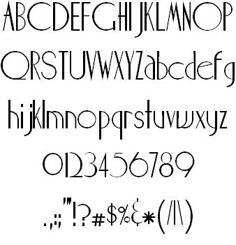 Filipino Fonts