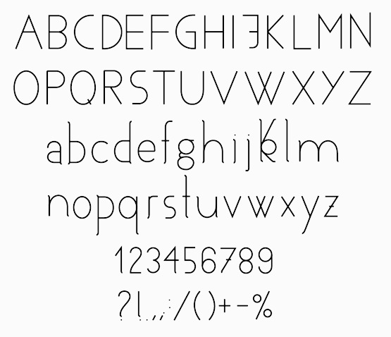 The Hungarian font scene