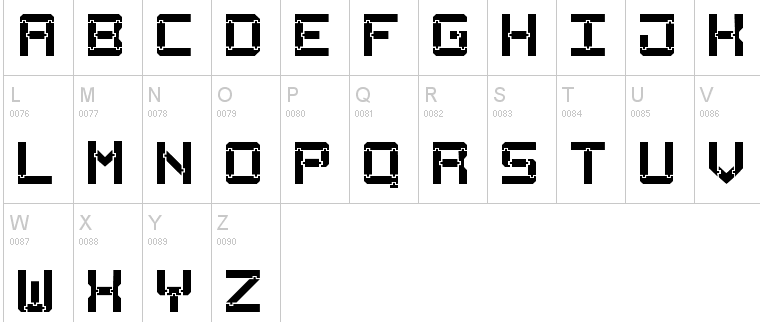 chess fonts