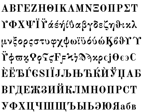 Standards/ISO/Unicode