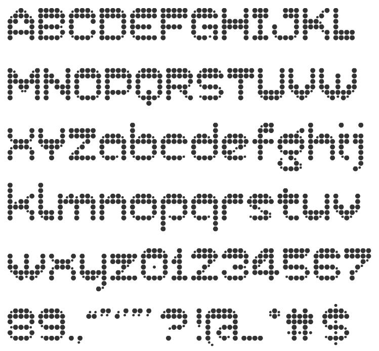 Knitting Font Dafont : Antonio j morata