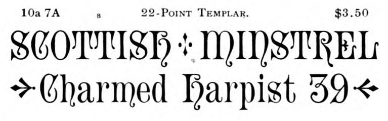 Boston Type Foundry