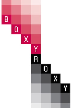 Octagonal typefaces during her studies in quezon city the philippines camille san vicente designed the octagonal typeface boxy roxy 2013 and the modular typeface nantucket ccuart Gallery