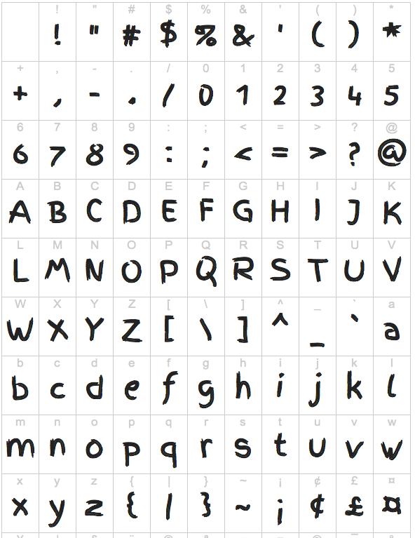 Phonetic (IPA) fonts