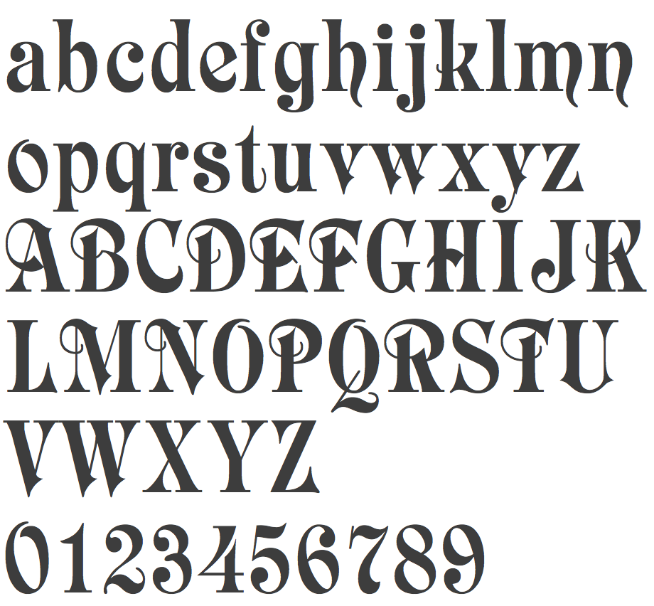 Central Type Foundry