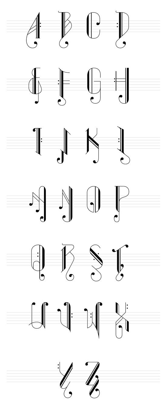 Musical Symbol Font Gallery Meaning Of Text Symbols