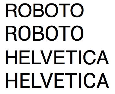 ROBOTO FONTS GOOGLE DOWNLOAD