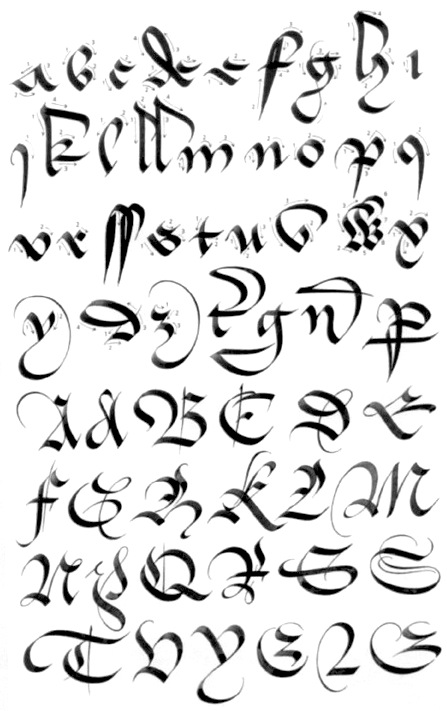 Vxswpnkm fonts calligraphy generator tattoo cursive