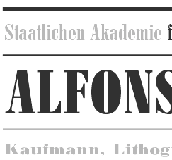 Blackletter fonts
