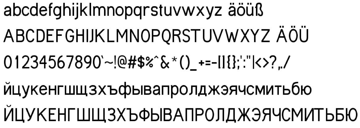 Burmese fonts
