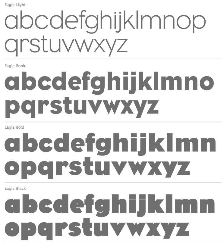 Pretty Eagle Light Font Gallery - Simple Wiring Diagram Images ...