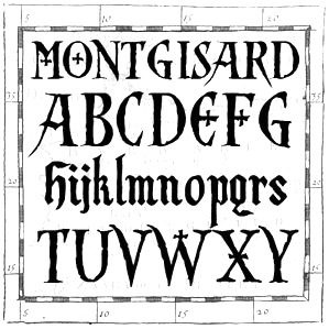 schrift old english text download