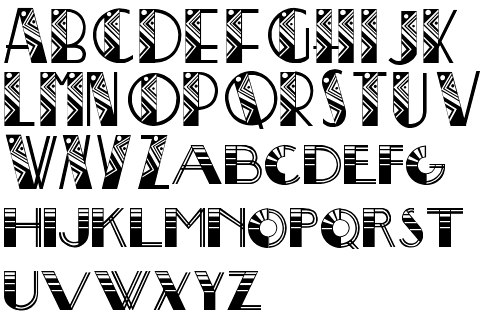 Orphaned Typefaces