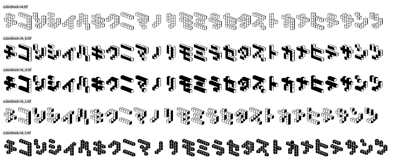 FOD (was: HyperNova, or: Demon Hill Font Factory)