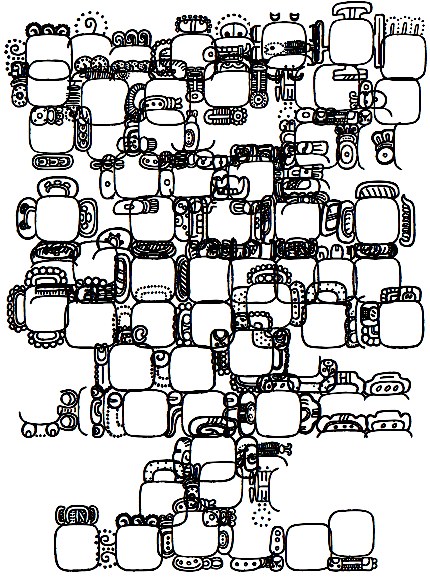 Maya script  Wikipedia