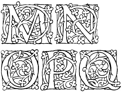Coptic Fonts