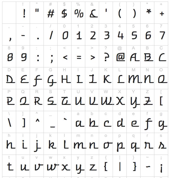 simple script font - Hizir kaptanband co