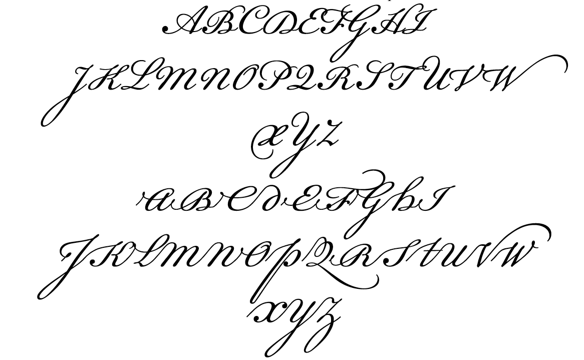 Calligraphy Fonts Calligraphy And Best Calligraphy Fonts