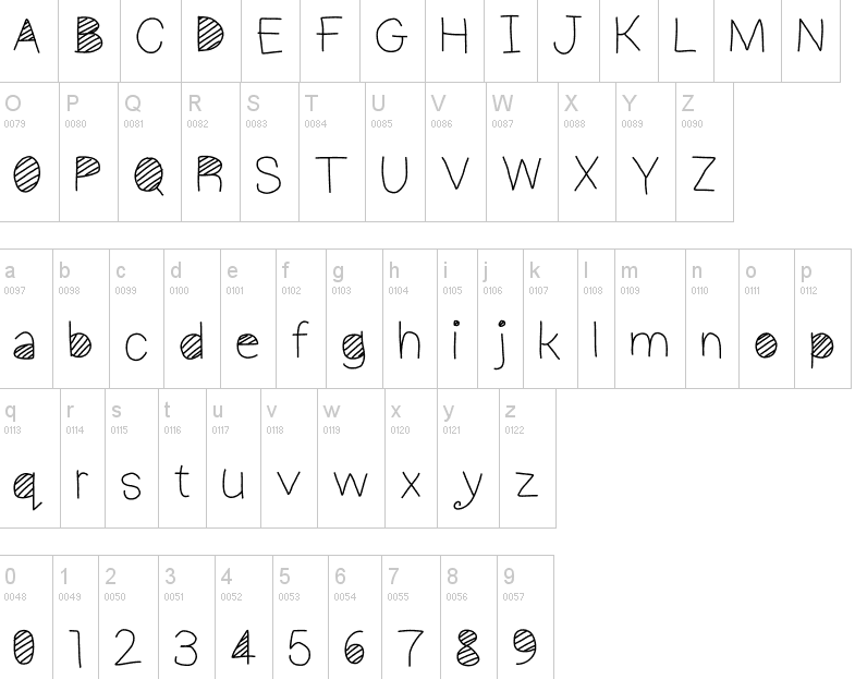 How To Write Cool Letters On Paper Cool Fonts To Write In On Paper Rhombic Typefaces