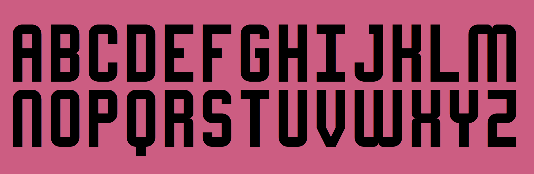 Geronimo Fonts (or: Paradox Fontworks, or: Typewire Studios)