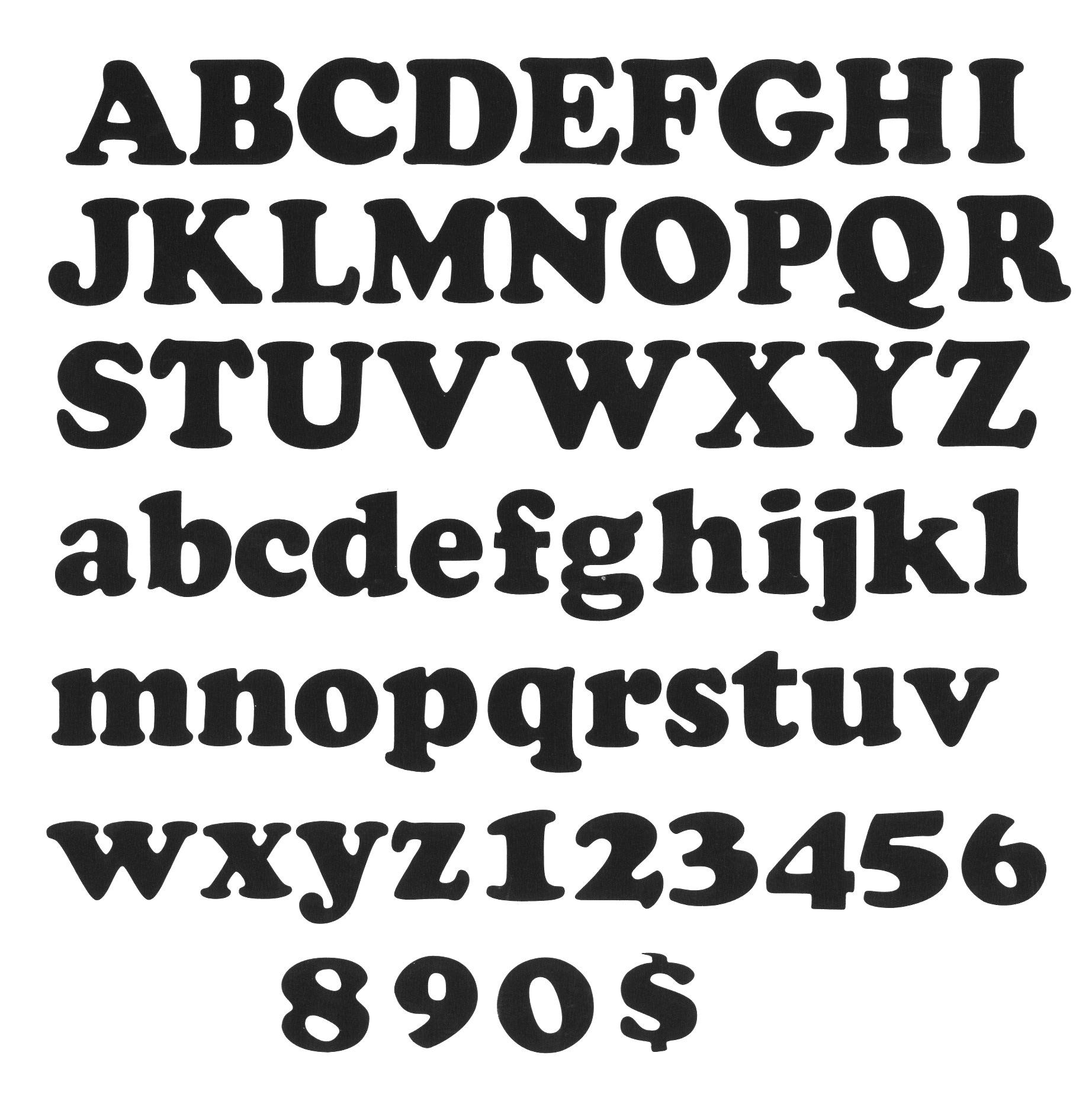 Similar to cooper font