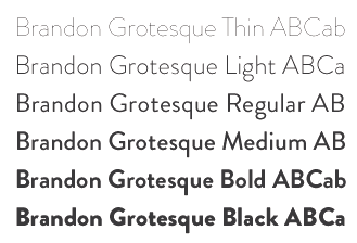 MyFonts: Bestsellers for June 2014