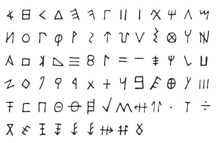Adventure Time Font Generator