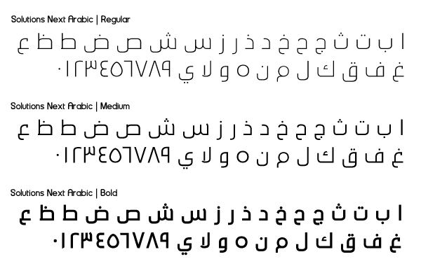 Type design in Egypt
