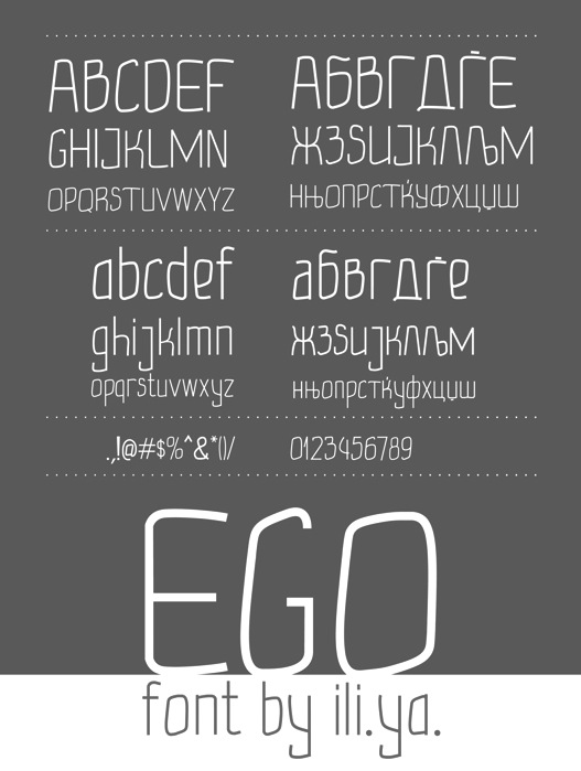 Type design in Macedonia
