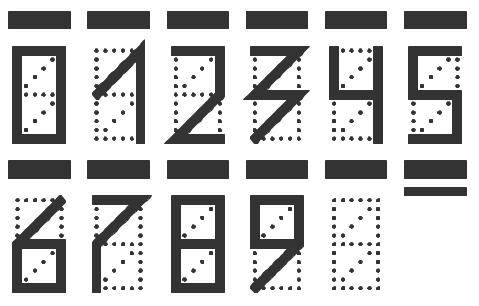 Google barcode fonts - 9567c