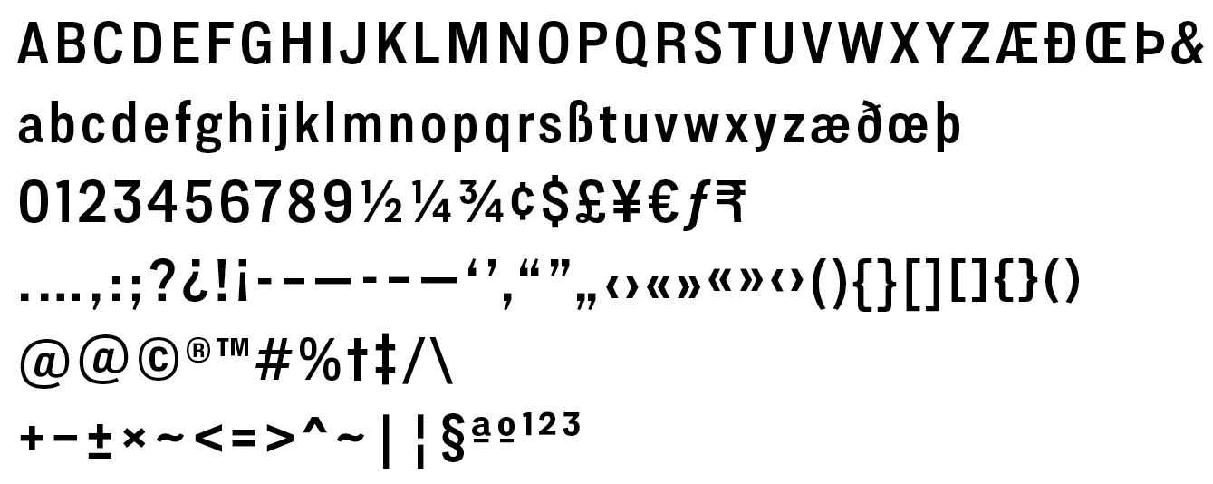 Lorimer no 2 condensed font free download