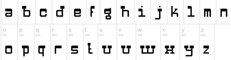 Google barcode fonts - 23