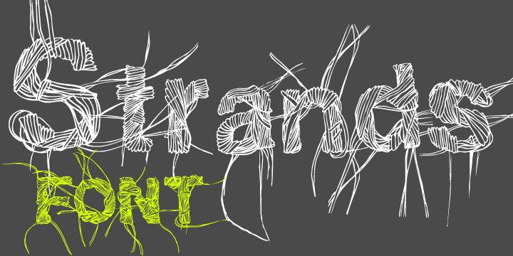 Knitting Font Dafont : Jennifer deangelis