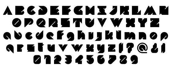 T 26 With Joachim Mueller Lance And Of The Fancy Blackboard Bold Typeface Bakane 2012
