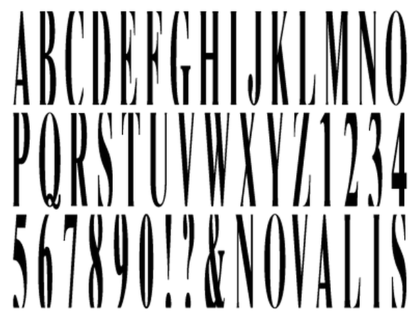 Lithuanian type design