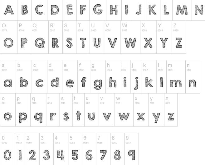 School Fonts Dafont Italics School Font