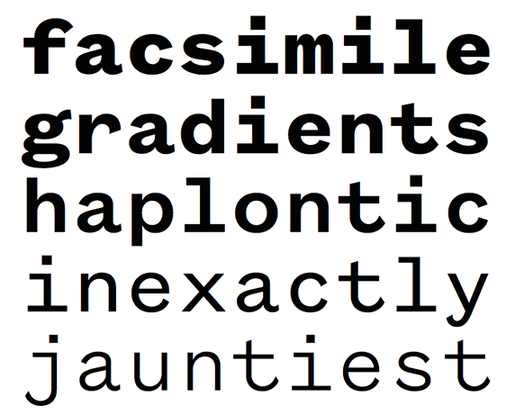 KLIM (or: Klim Type Foundry)