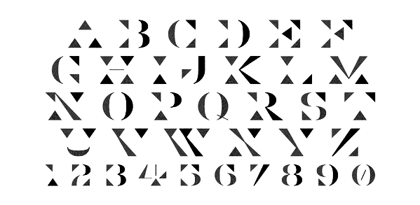 OCR fonts