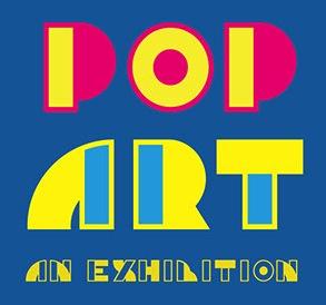 Pop art typefaces