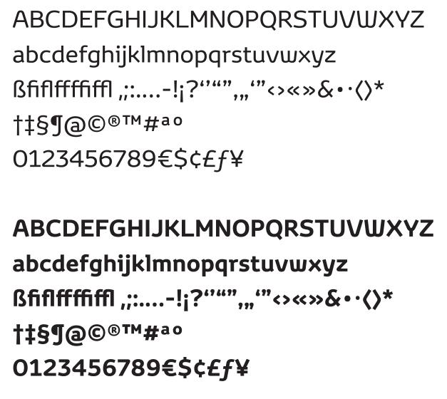 toyota шрифт