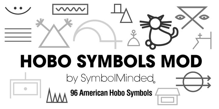 Hobo Symbols And Meani...