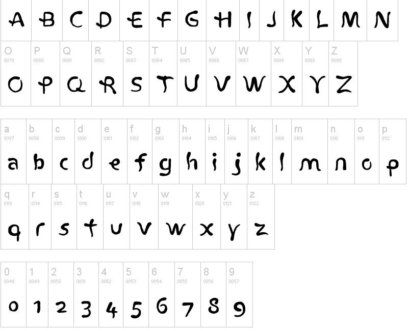 Hieroglyphic Fonts Luc Devroye Autos Post