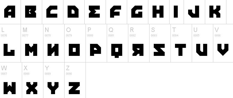Google barcode fonts - 1