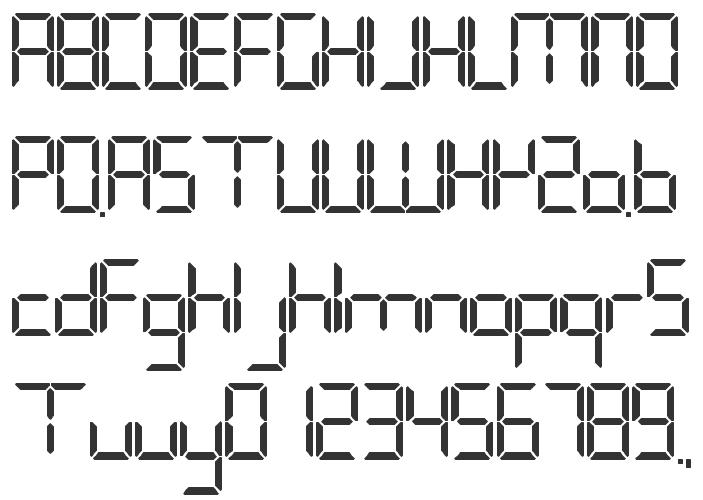 Google barcode fonts - 0e67d