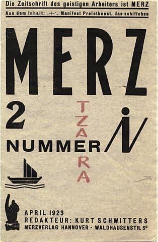 Dada Typography