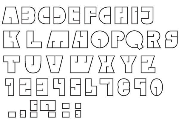 Weird Fonts Names 8