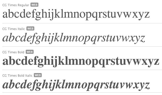 Garamond Bold Free Font