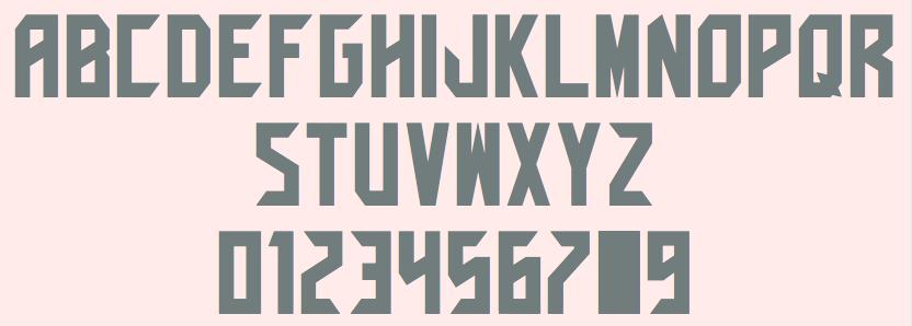 Nfl Fonts