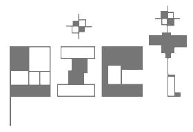 Textured Typefaces