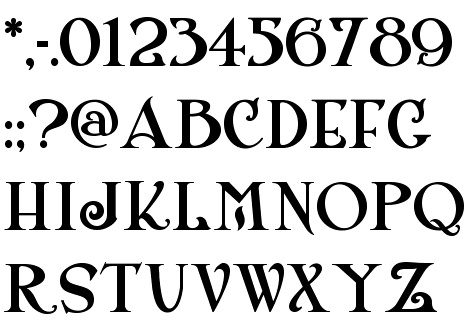 Nick Curtis: Victorian typefaces